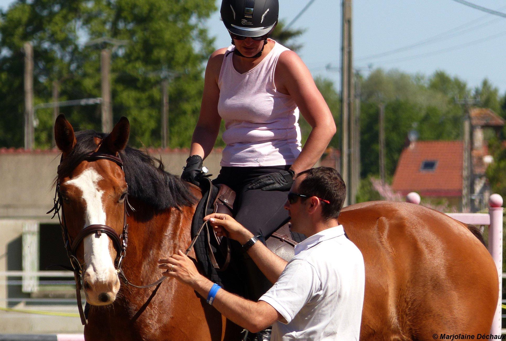 simon laforet terre de sport equestre stage cours equitation cheval cavalier poney