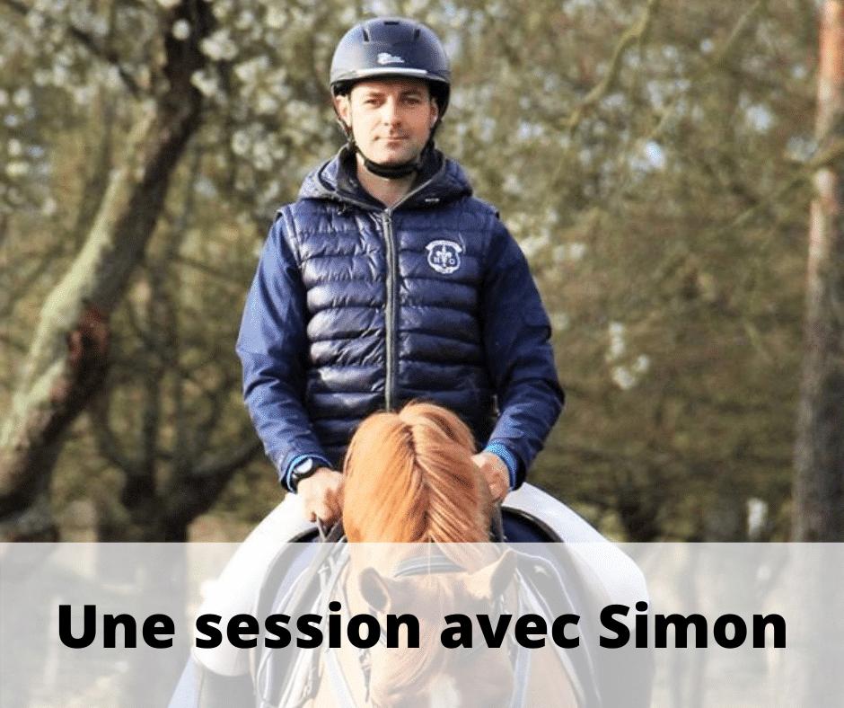 coaching equitation cheval cavalier simon laforet terre de sport equestre