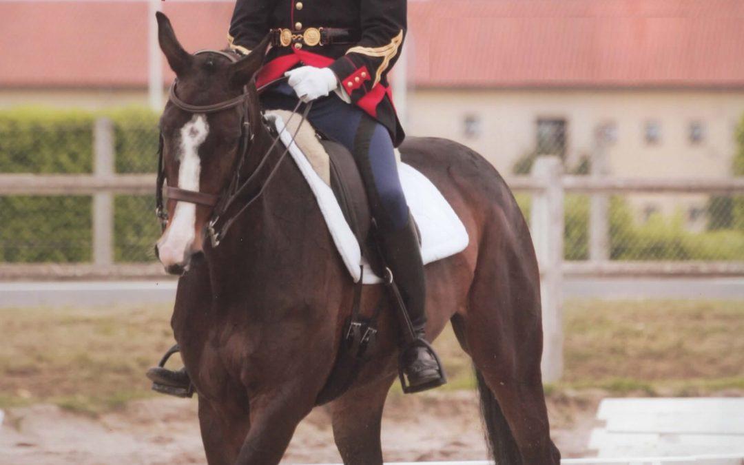 Equitation: L'appuyer