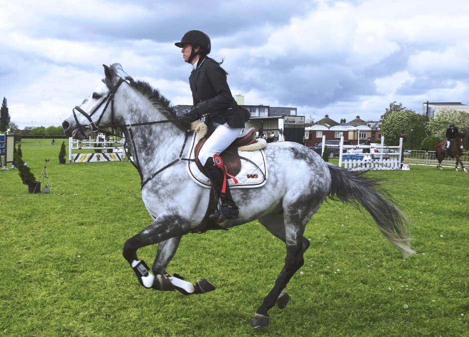 LE CONSEIL DU JOUR: La disponibilité du cheval au galop