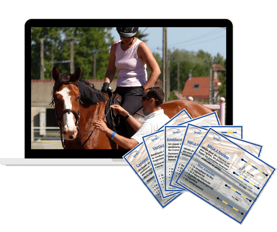 equitation appuyer