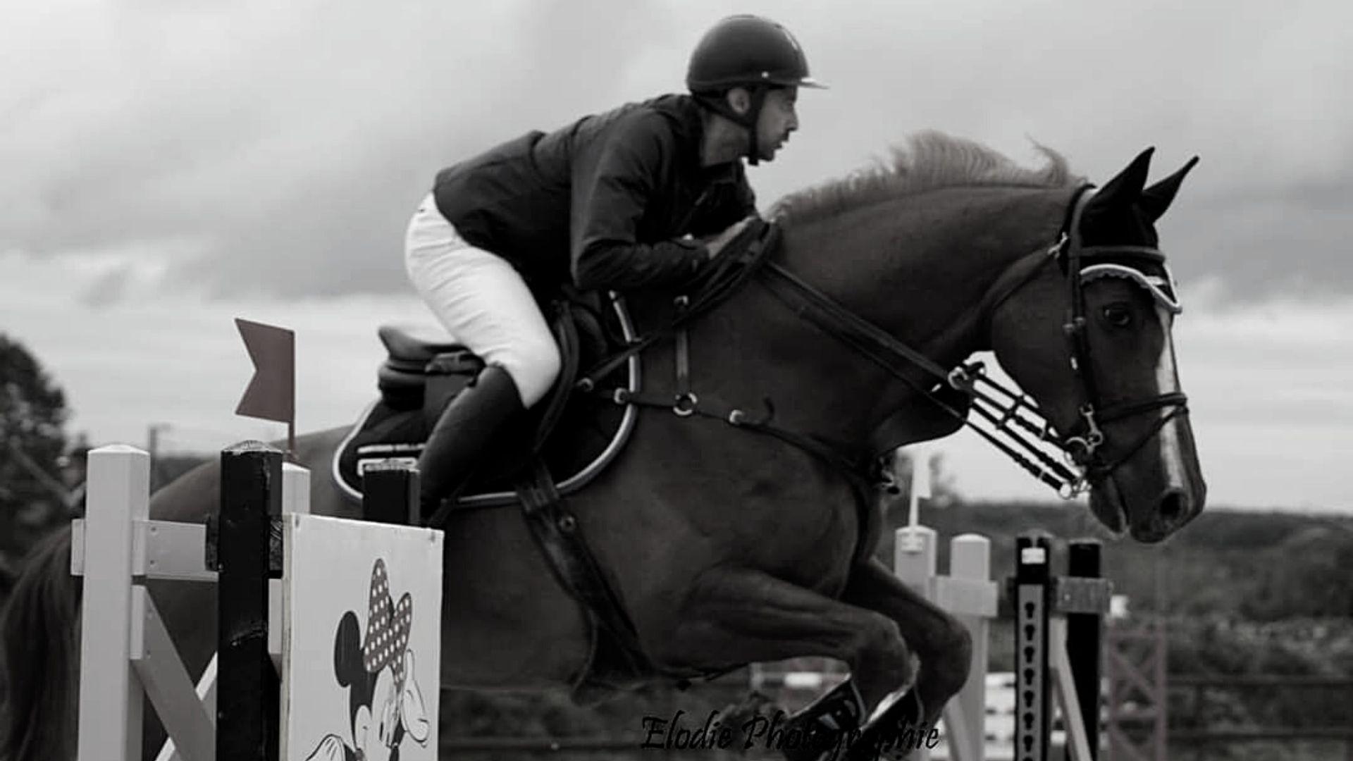 concours Harcour au Boulerie jump
